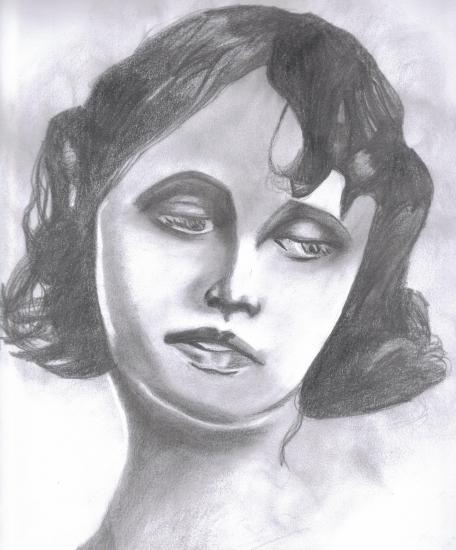 Vera Kholodnaya by Leena